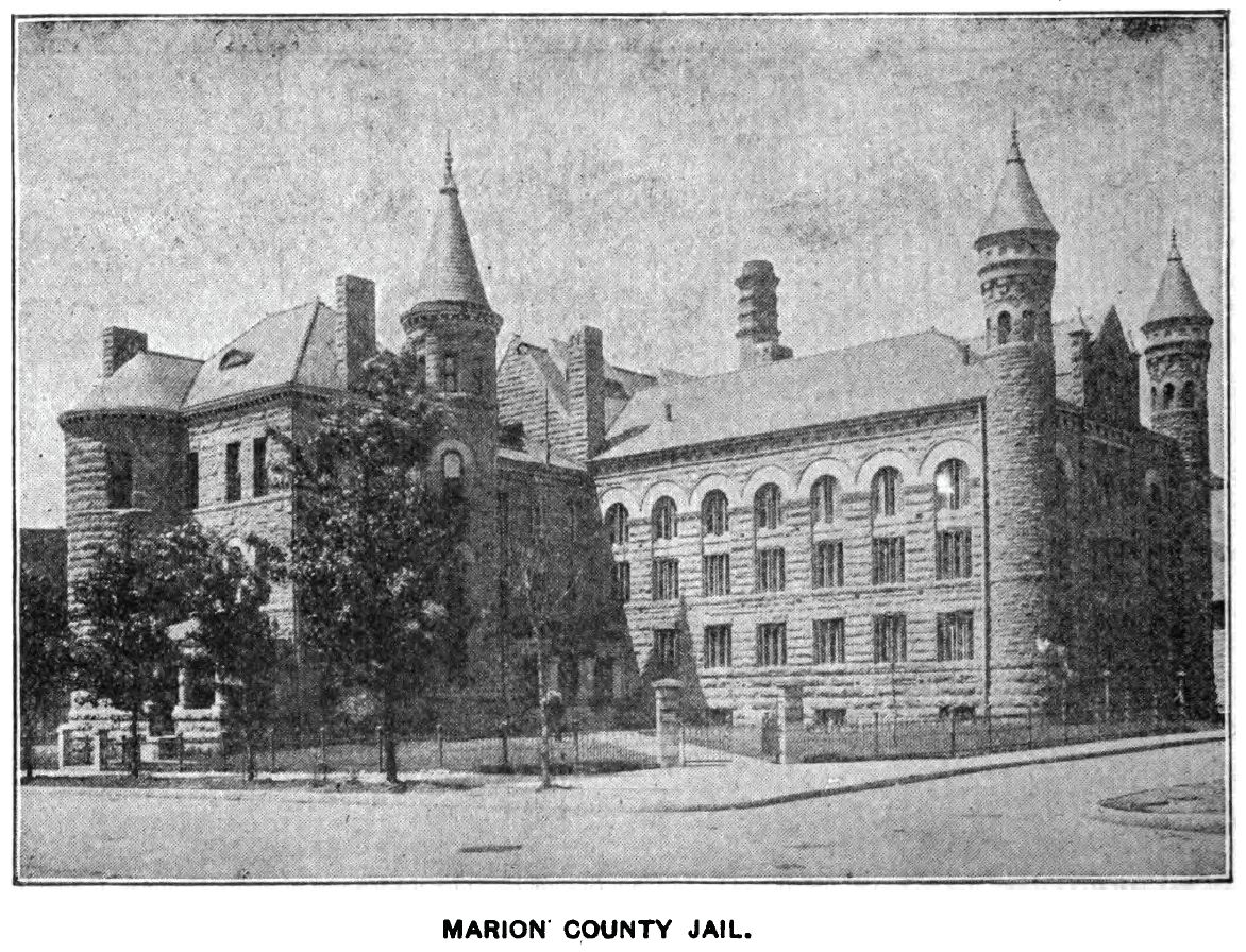 Marion County Jail, pre-1907