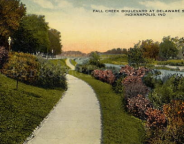 Fall Creek Boulevard