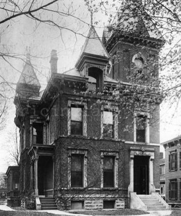 Then & Now: 1000 N. Delaware