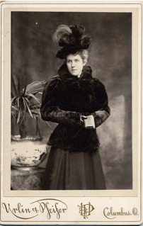 Favorite Friday: Vintage Cabinet card finds…