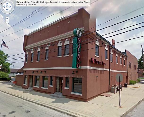 Google Street View, 2009
