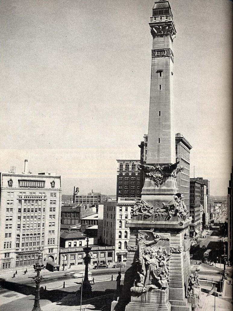 Feature Friday: Indianapolis in 1950 – Part I