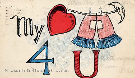 Historic Valentine's Cards – Part III