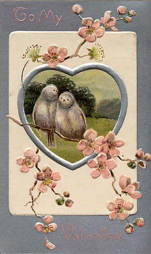 Historic Valentine's Cards – Part II