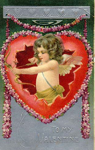 Historic Valentine's Cards – Part IV