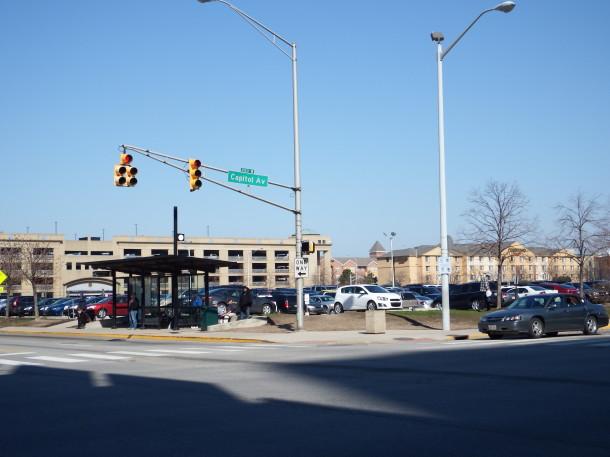 NW corner of capitol and ohio 030311