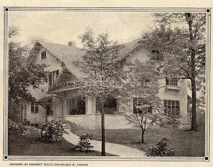 Friday Mystery House- Where is/ Was This?