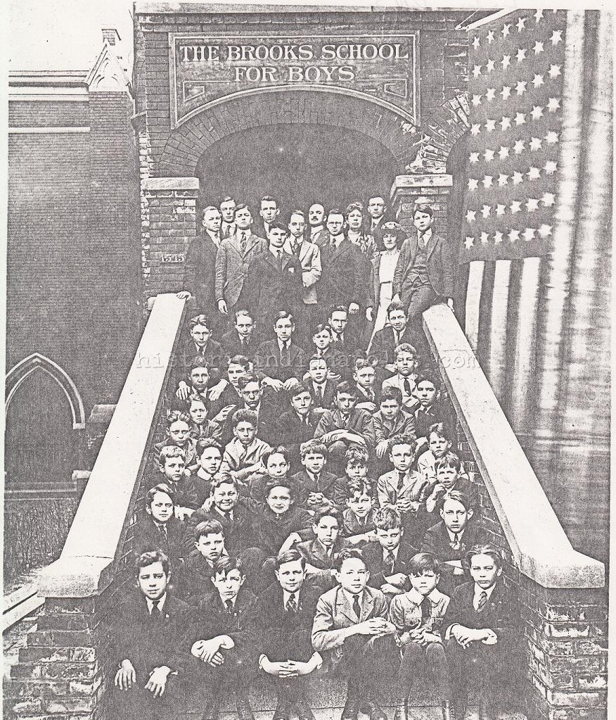 Sunday Ads: Park Tudor's Connection to the Old Northside