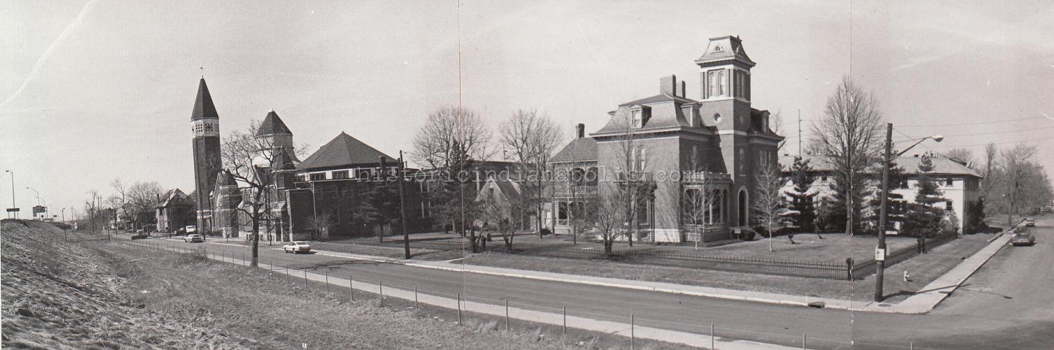 Morris-Butler House and Indiana Landmarks Center