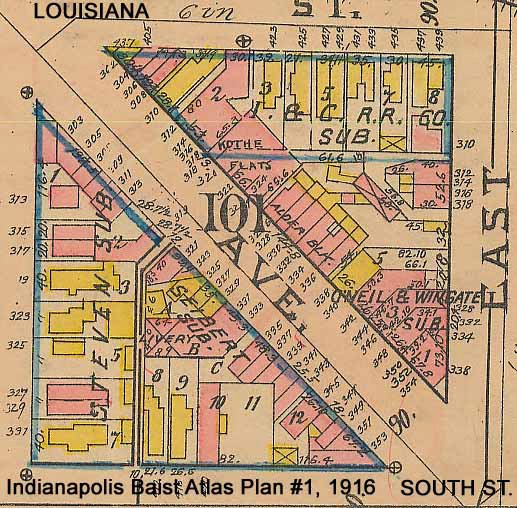 Then and Now: 300 Block of Virginia Avenue