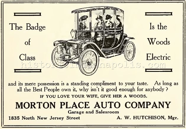 Sunday Ad: Morton Place Auto