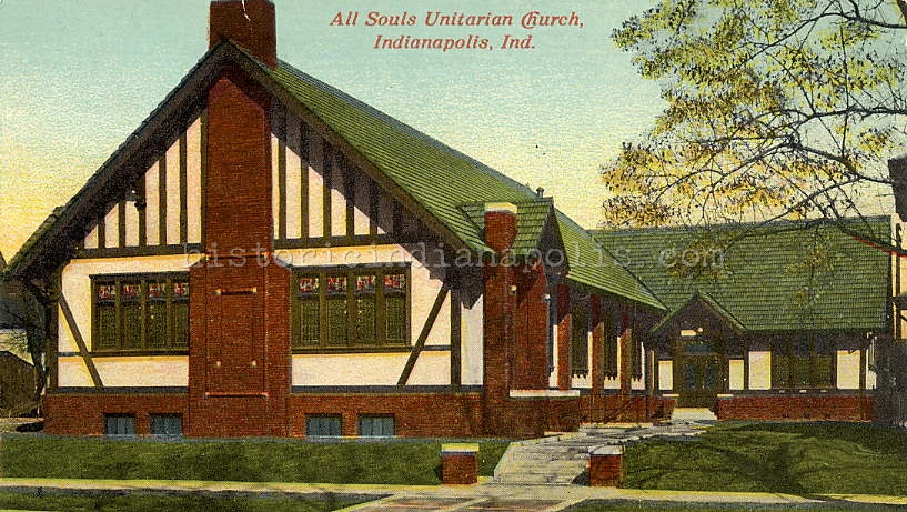 An Old Northside Church – All Souls Unitarian
