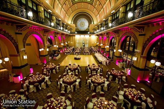 Historic Indianapolis Venues