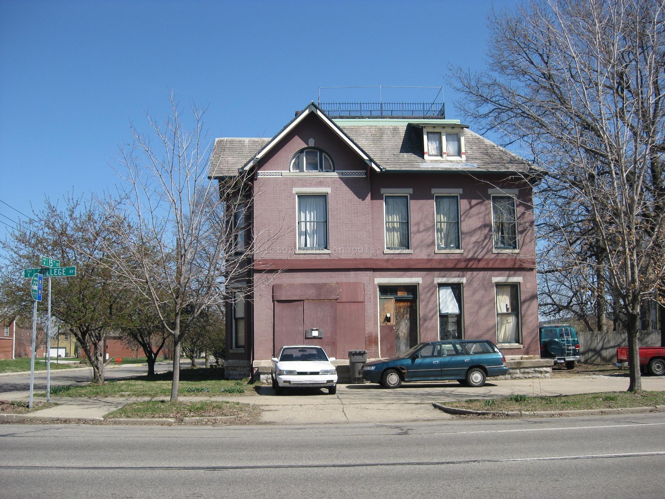 WTH Weds: Barbershop House
