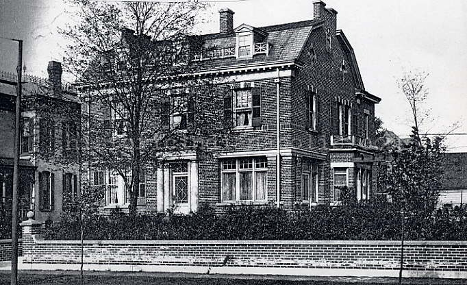 Preservation Denied: Home of Adolph Scherrer