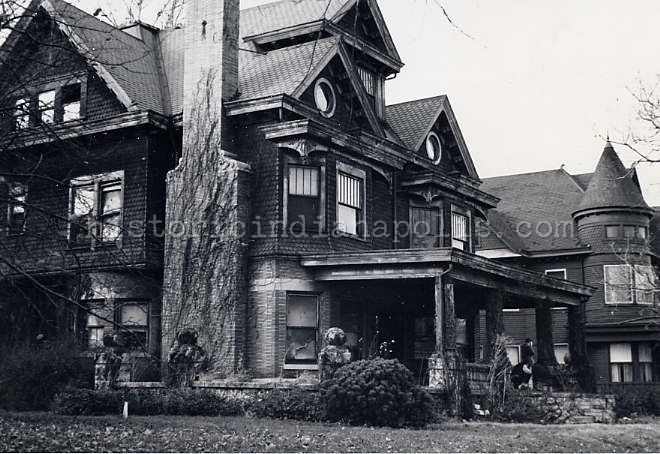 Preservation Denied: The William H. Block Mansion