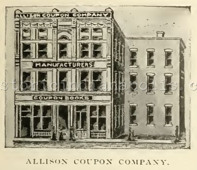 Allison Coupon Company
