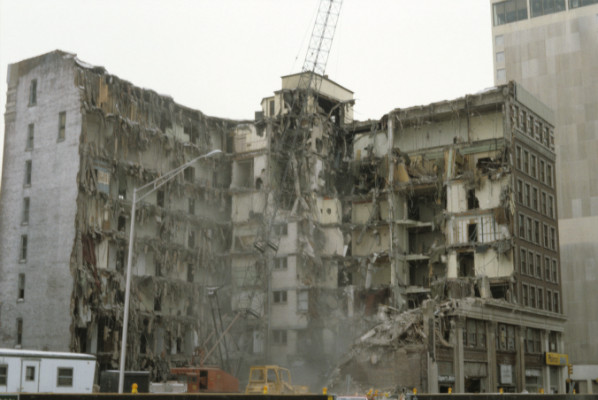 Preservation Denied: Board of Trade Building
