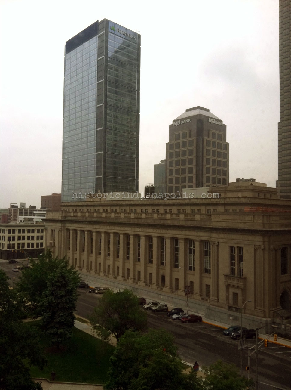 Room With A View: Chamber of Commerce Building