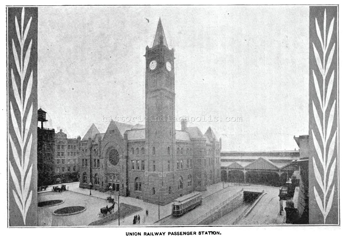 History of Indianapolis Union Station, Part Two