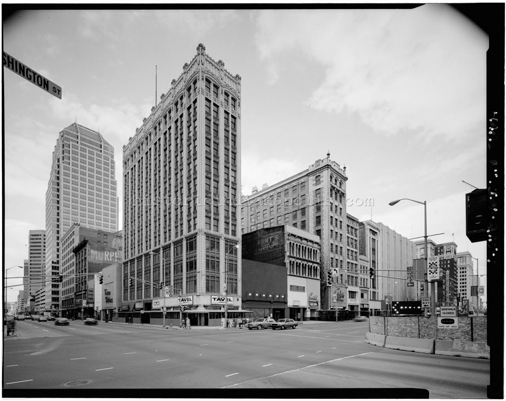 Preservation Denied: the Roosevelt Building