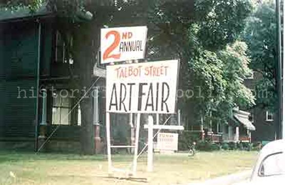 Talbot Street Art Fair: Take 56