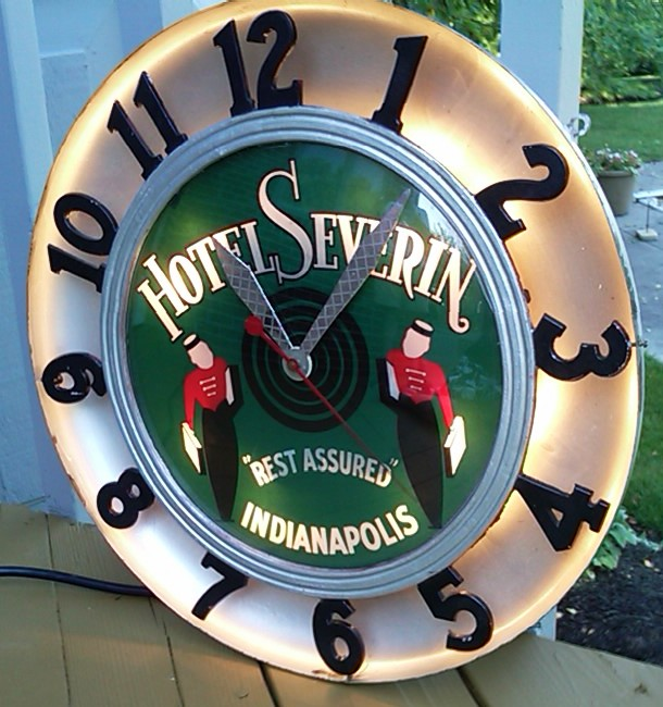 Indianapolis Collected: Hotel Memorabilia