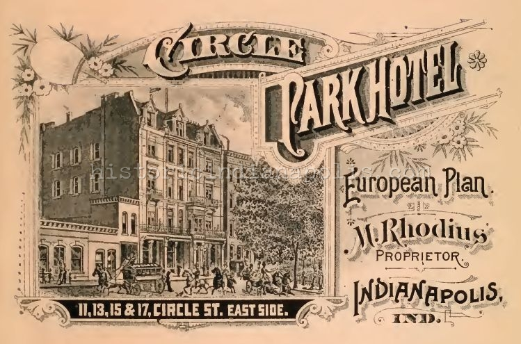 Sunday Ads: Hotels of the 1870s and 80s