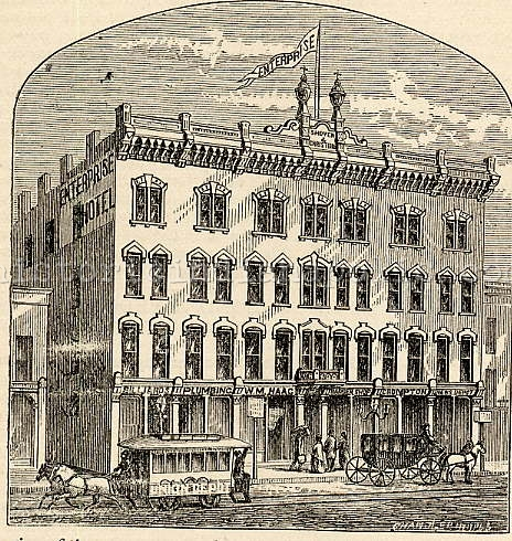 Mass Ave Hotel: Enterprise