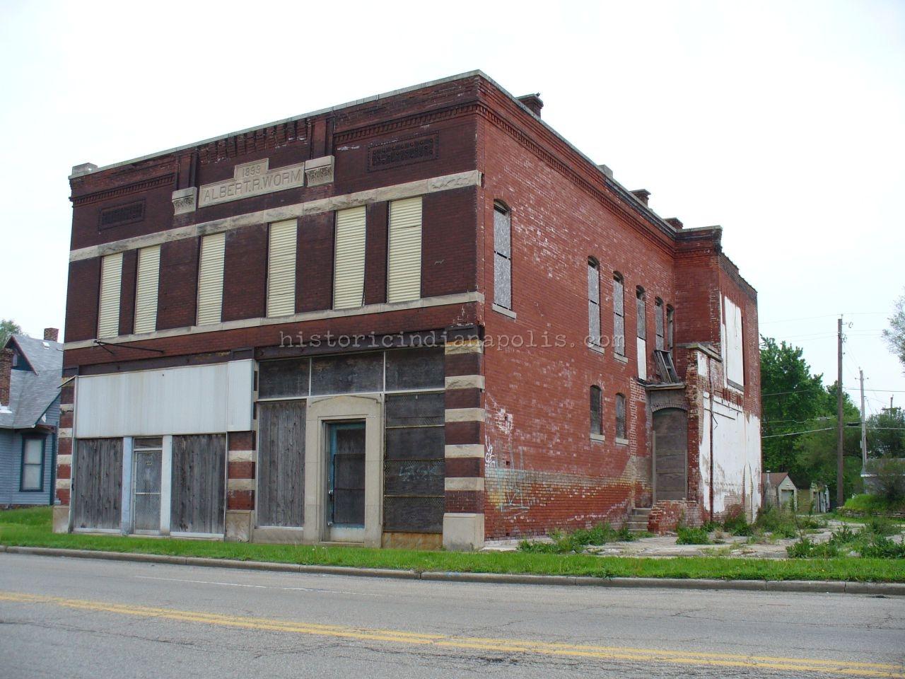 Sunday Prayer: Oliver and Warren Buildings