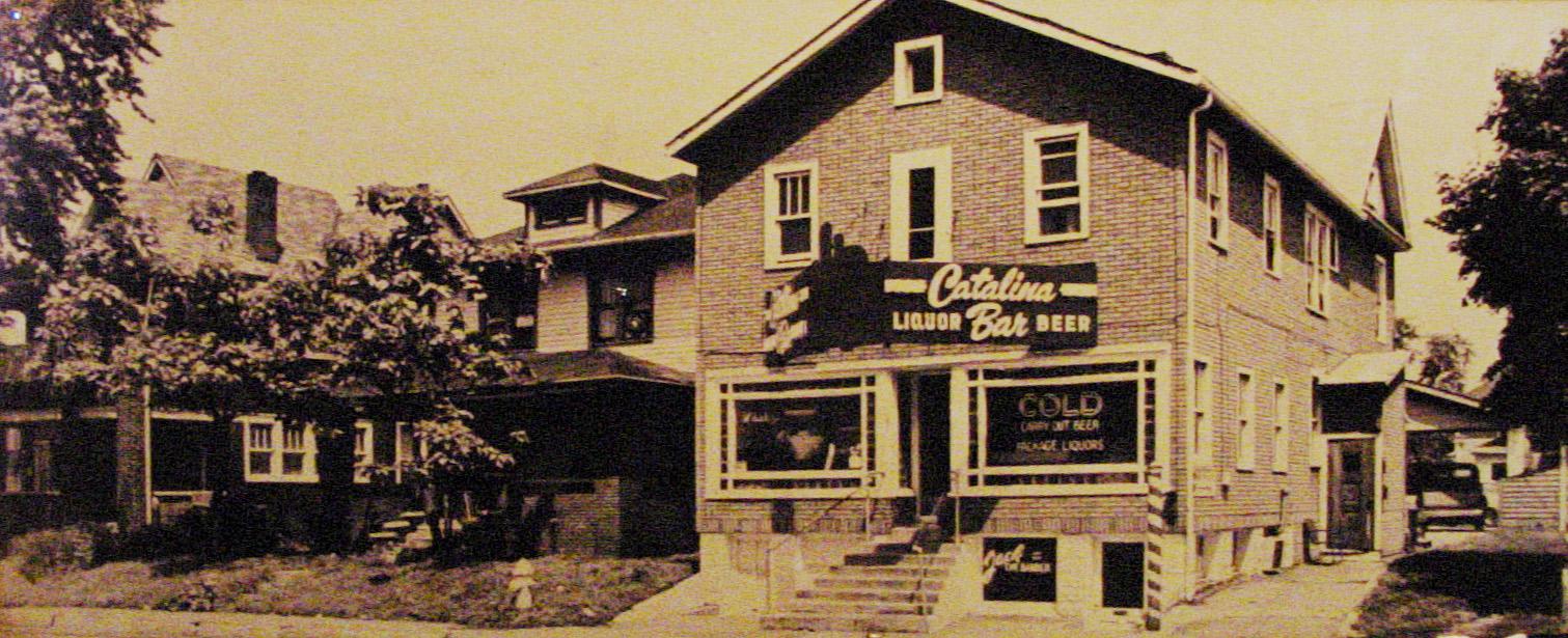 Then and Now: The Catalina Bar, 3032 E. Washington Street