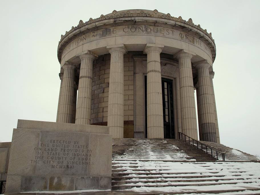 george rogers clark memorial - photo #7