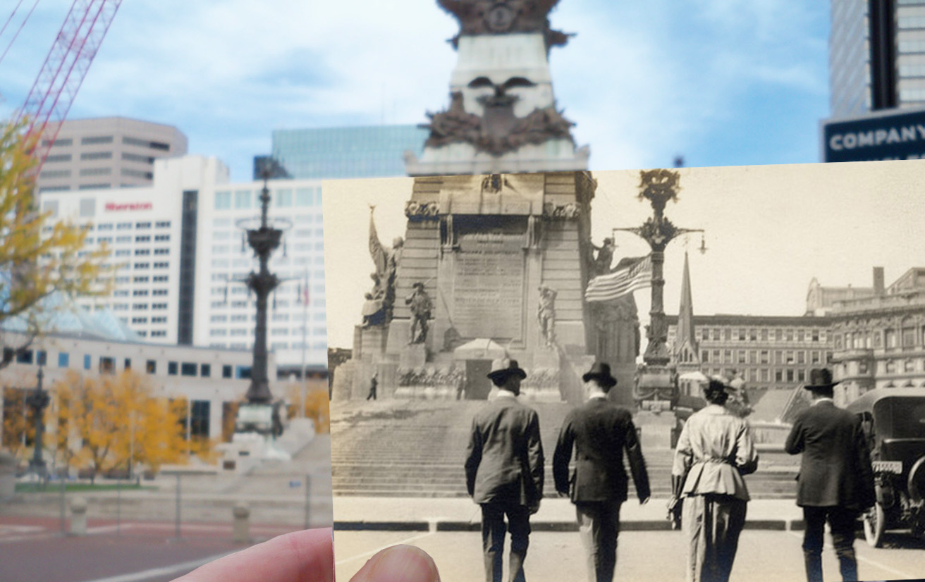 IndyView Revisited: A Stroll on the Circle