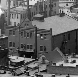 Wabash E, Empire Theatre, 1907