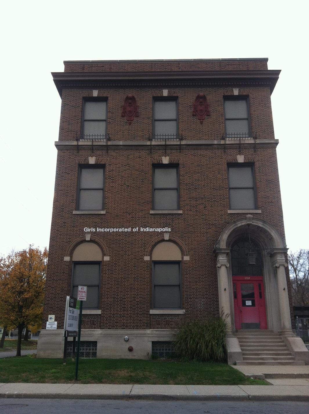 Sunday Prayers: Girls Inc. former Indianapolis HQ