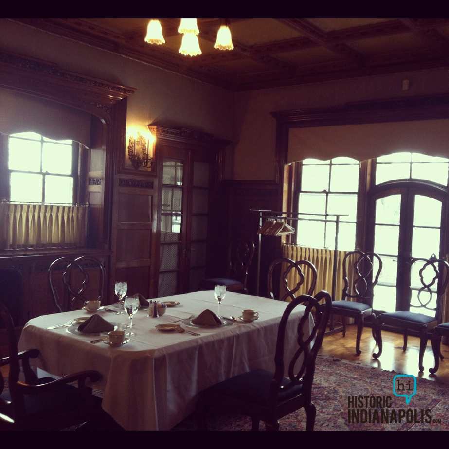 Room With a View: Allison Mansion, Marian University