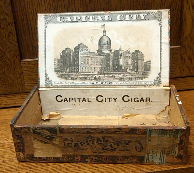 Indianapolis Collected: Smoke 'em if you got 'em – the five cent Indy cigar