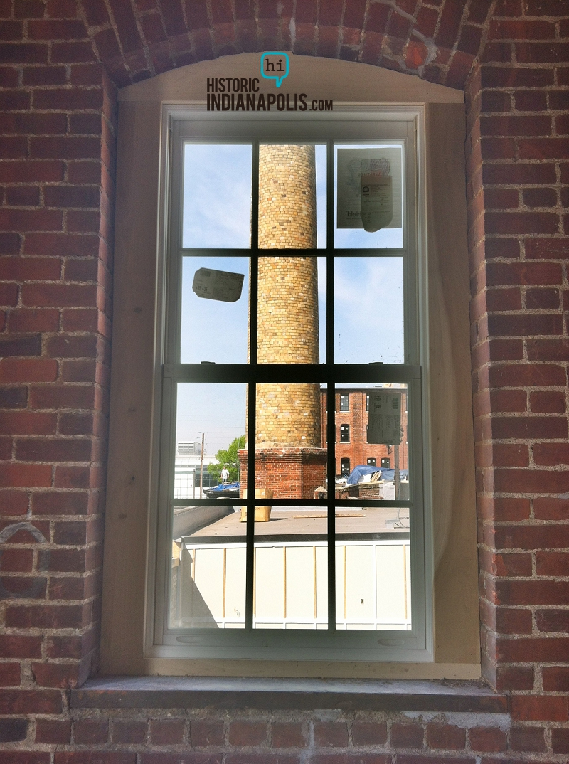Room With a View: Harding Street Lofts, 1st HI party locale
