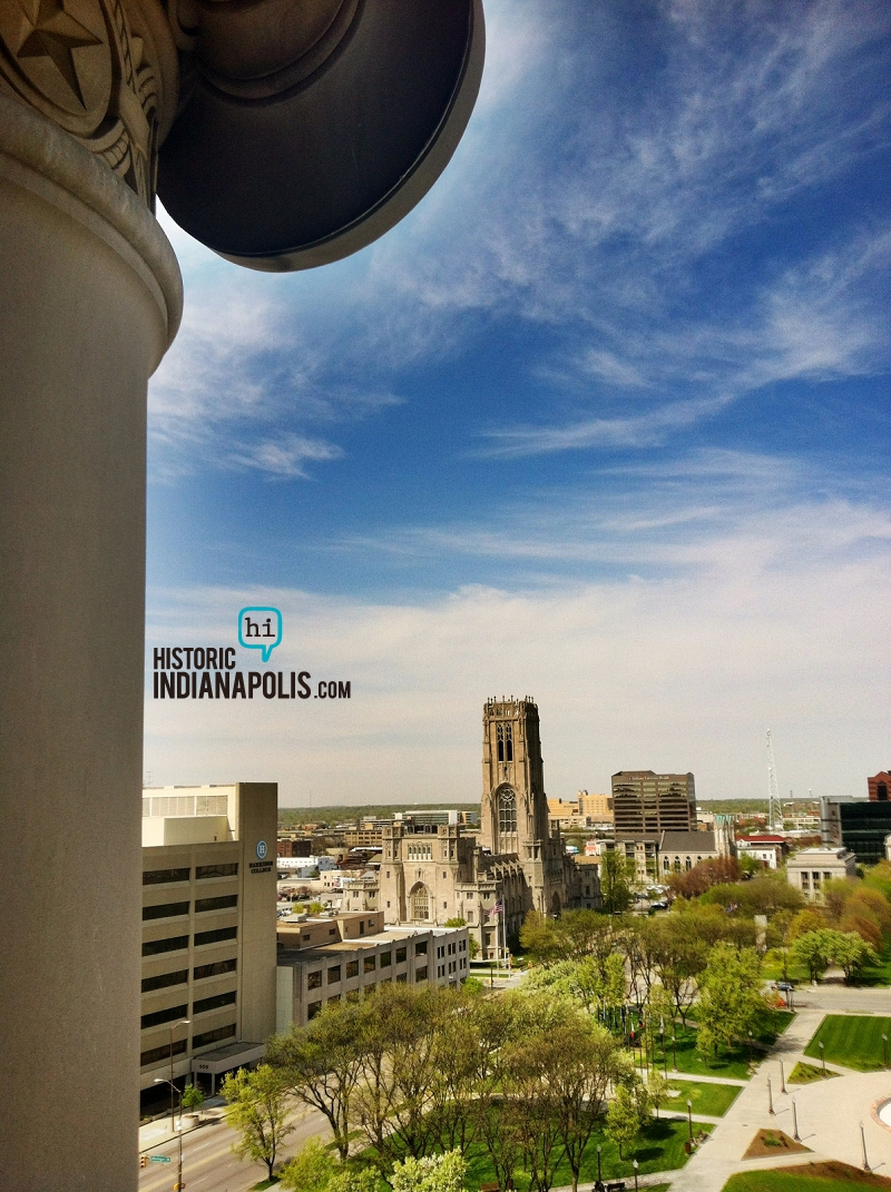 Room With a View: Indiana War Memorial