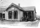 Prospect 1117, Police Precinct Station 4, 1912, IHS Bass 27561
