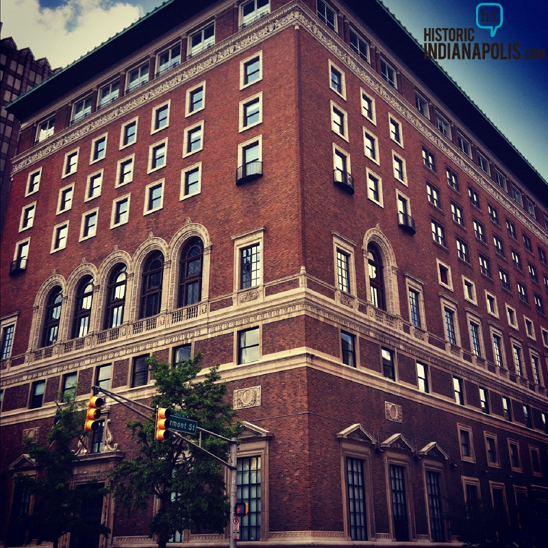 Friday Favorite: Indianapolis Athletic Club-What's the Indy500 Connection?