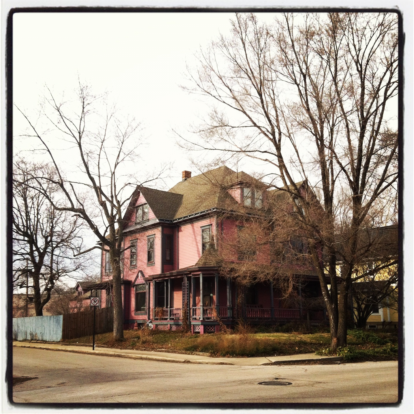 Friday Favorite: Herron-Morton Place