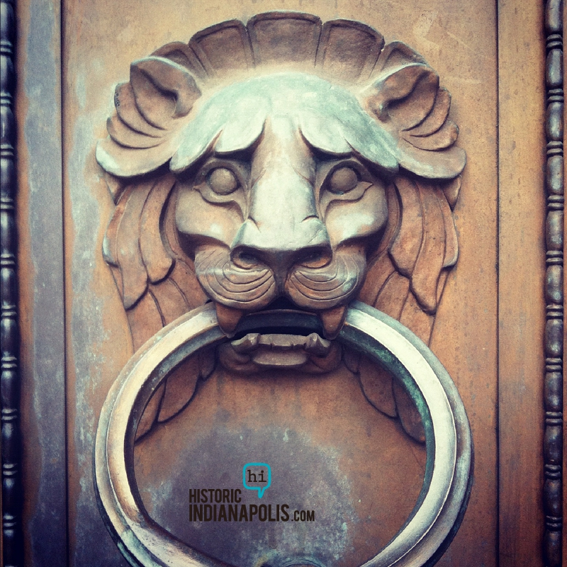Friday Favorite: Lions at American Legion Headquarters