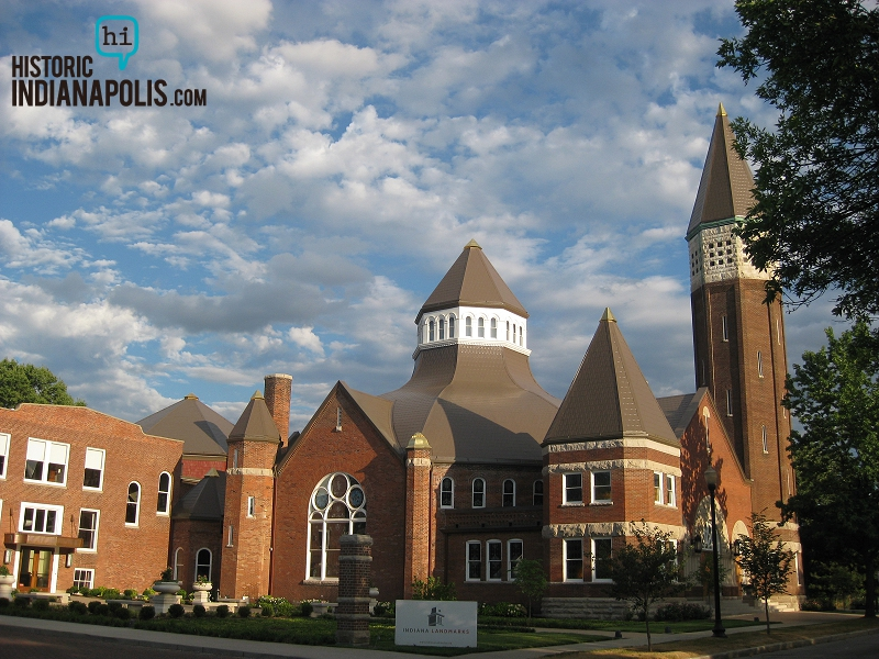8 Reasons to love Indiana Landmarks Center