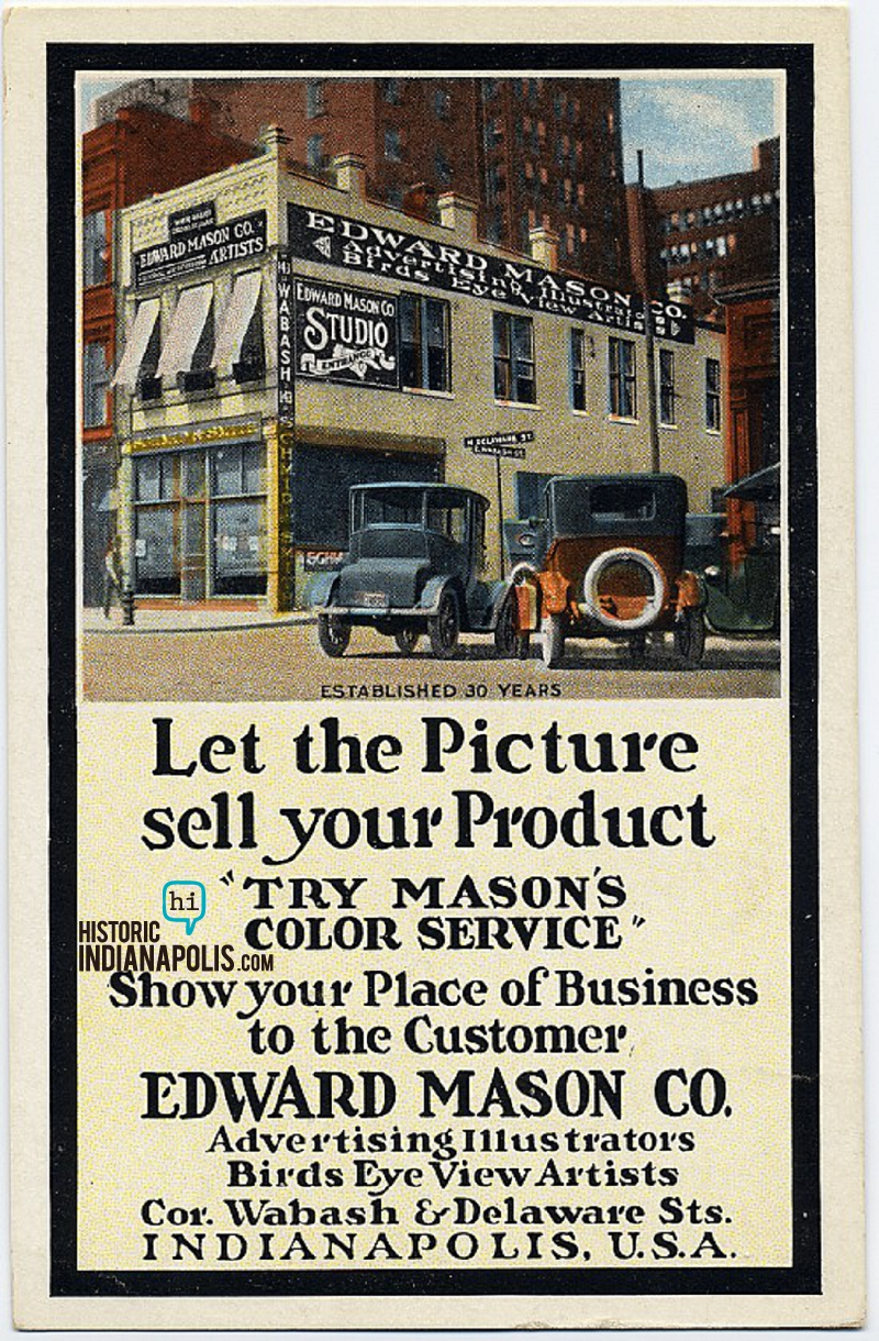 Sunday Ad: Cajun meets Birdseye view Artists