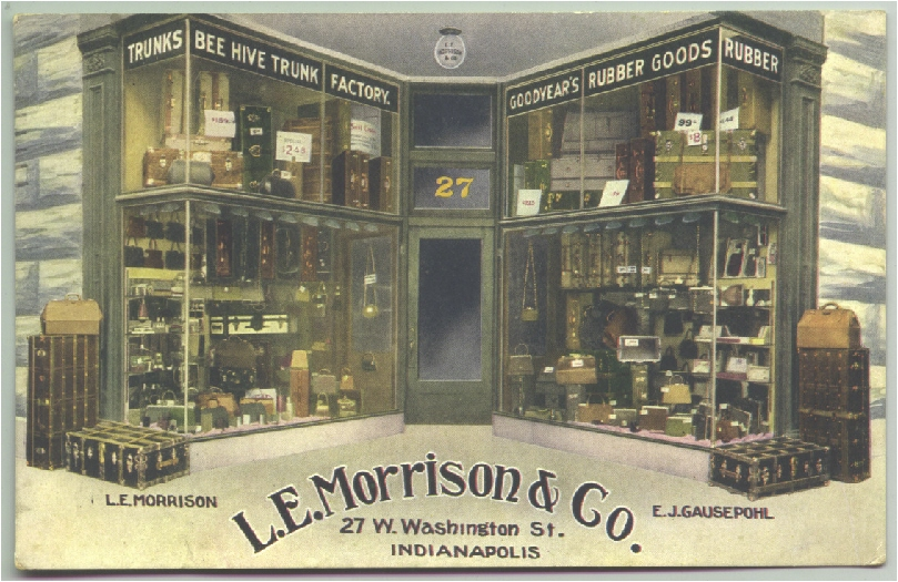 Sunday Adverts: L. E. Morrison & Co