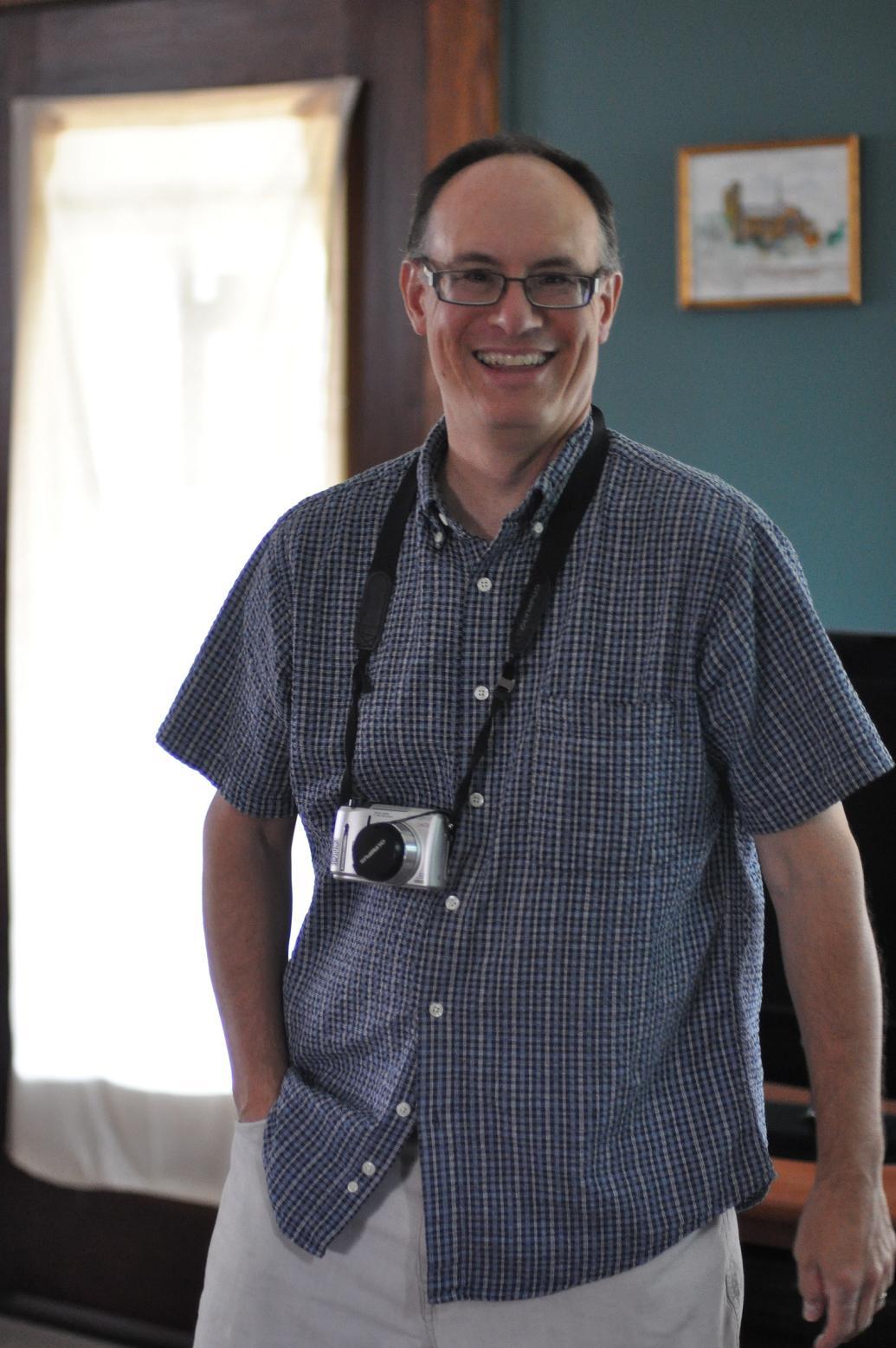 Heritage Steward: Paul Diebold