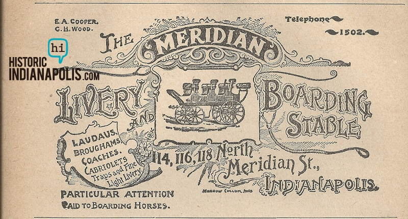 Sunday Adverts: The Meridian Livery and Boarding Stable