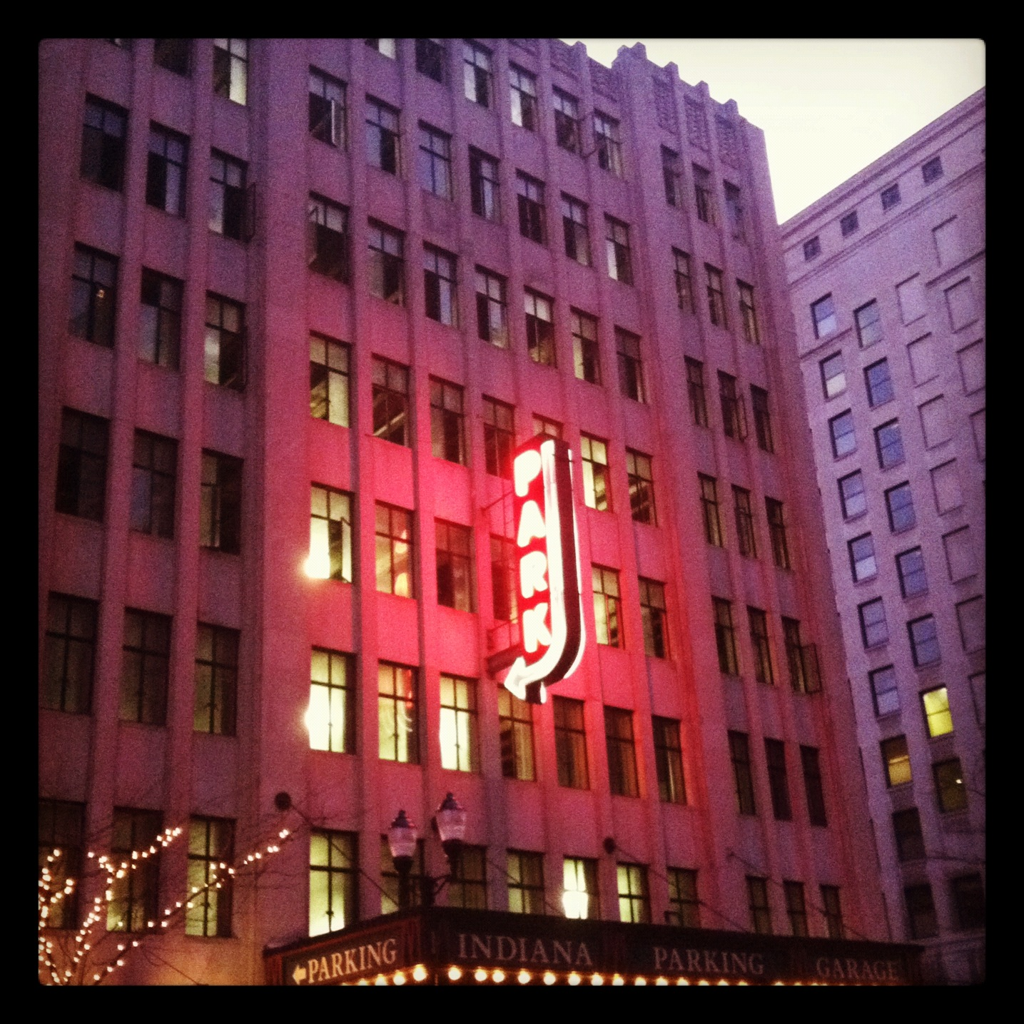 Friday Favorite: Park it Like It's Hot