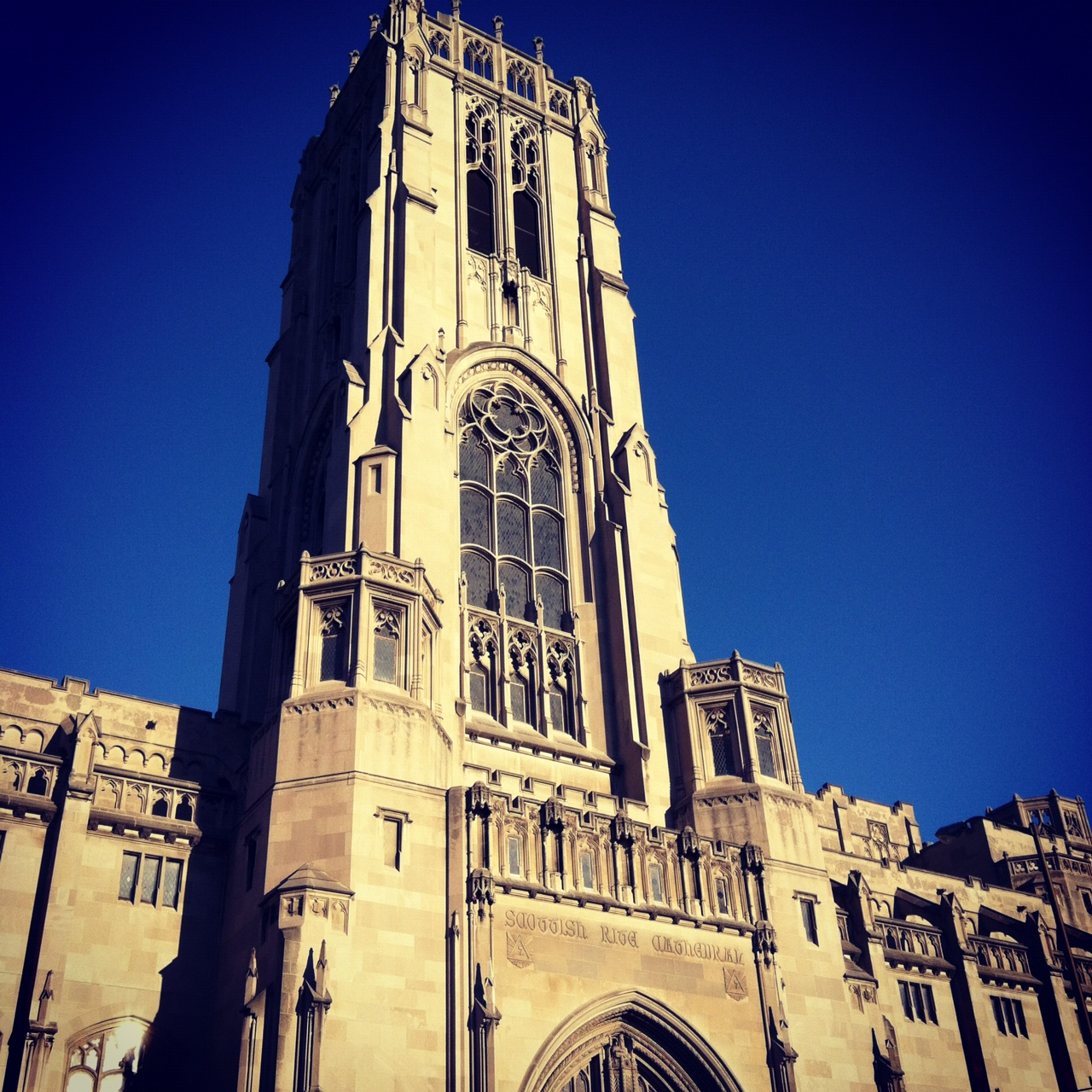 Friday Favorite: 6 Trivia Bits, Scottish Rite Cathedral